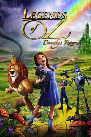 Image Legends of Oz: Dorothy's Return