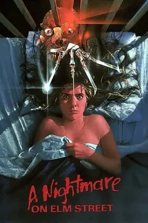 Poster A Nightmare on Elm Street 1984