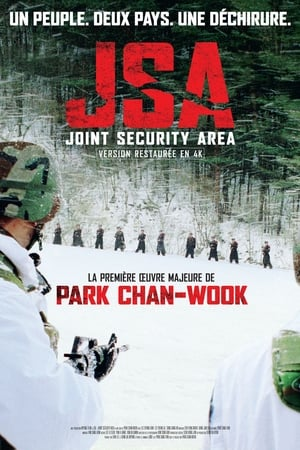 Poster JSA (Joint Security Area) 2000