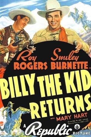 Image Billy The Kid Returns
