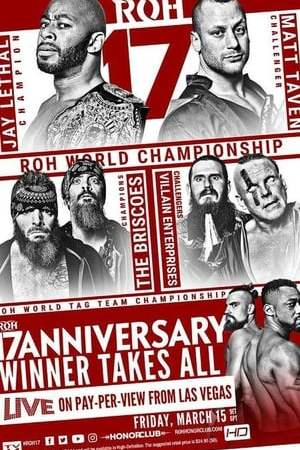 Image ROH 17th Anniversary Show