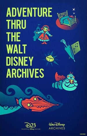 Image Adventures Thru the Walt Disney Archives