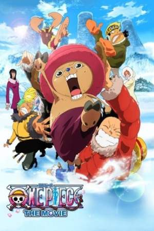 Poster One Piece: Episode of Chopper Plus: Bloom in the Winter, Miracle Cherry Blossom 2008