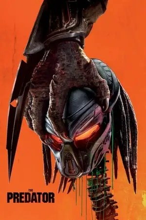 Poster The Predator 2018