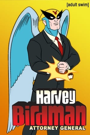 Image Harvey Birdman, Attorney General
