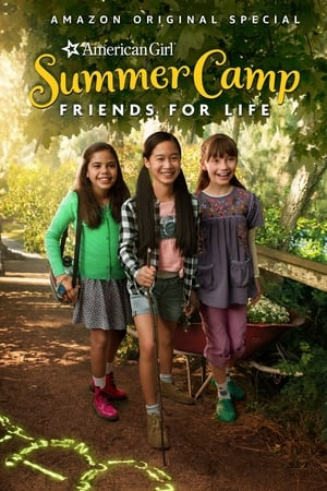 Image An American Girl Story: Summer Camp, Friends For Life