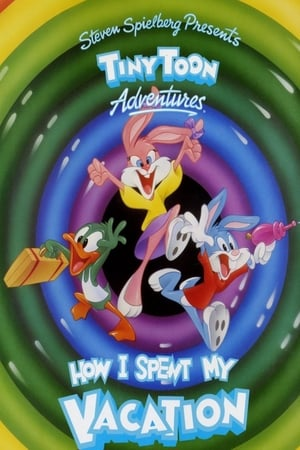 Poster Tiny Toon Adventures: How I Spent My Vacation 1992
