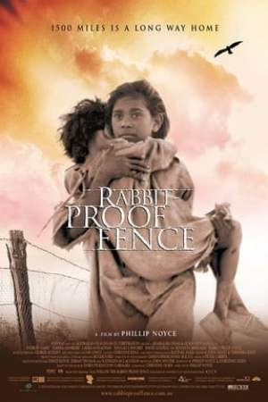 Image Following the Rabbit-Proof Fence