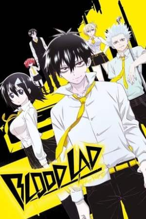 Poster Blood Lad 2013
