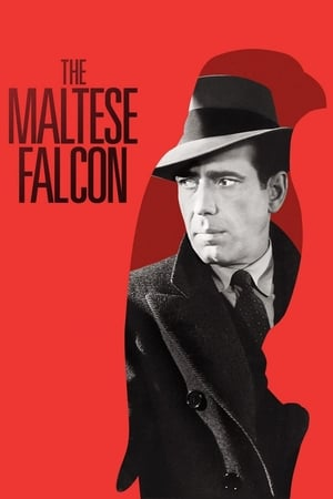 Poster The Maltese Falcon 1941