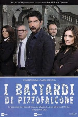 Los bastardos de Pizzofalcone: Temporada 3 poster