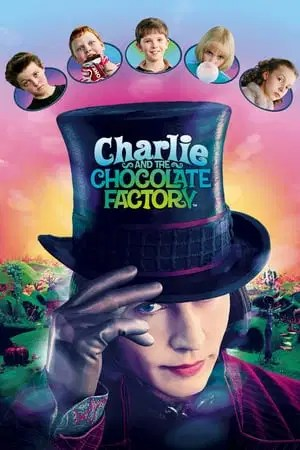 Poster Charlie and the Chocolate Factory 2005