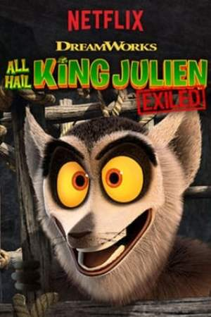 Image All Hail King Julien: Exiled
