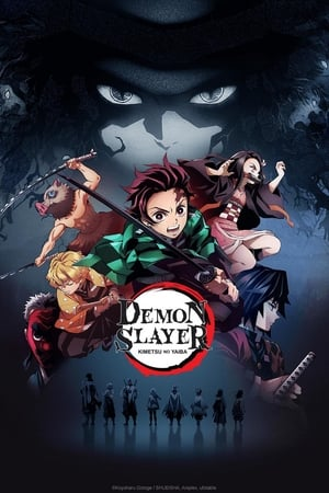 Poster Demon Slayer: Kimetsu no Yaiba 2019