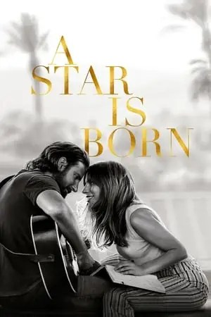 Poster A Star Is Born 2018