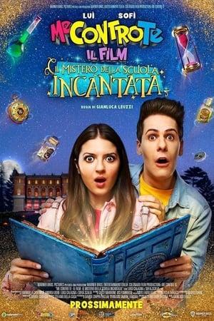Poster Me contro Te: Il film - Il mistero della scuola incantata 2021