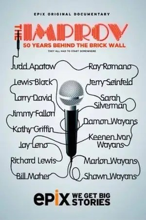 Image The Improv: 50 Years Behind the Brick Wall