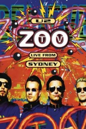 Image U2: Zoo TV - Live from Sydney