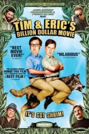 Image Tim and Eric's Billion Dollar Movie