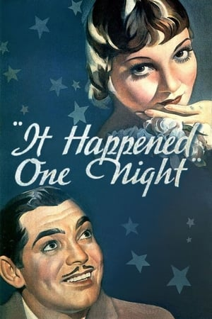 Poster It Happened One Night 1934