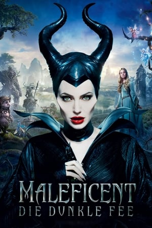 Poster Maleficent - Die dunkle Fee 2014