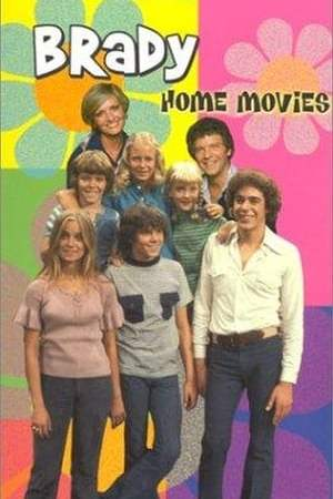 Poster Brady Bunch Home Movies 1995