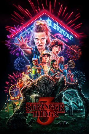 Poster Stranger Things 2016