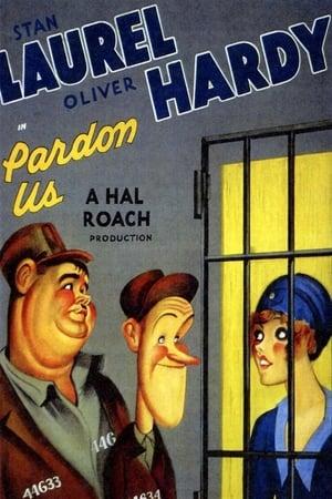 Laurel et Hardy - Sous les verrous