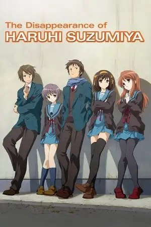 Image The Disappearance of Haruhi Suzumiya