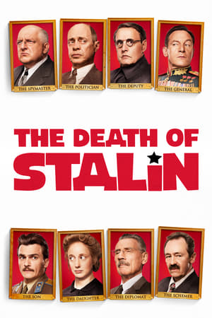 Poster The Death of Stalin 2017