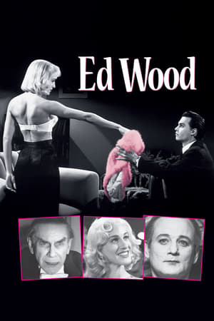 Poster Ed Wood 1994