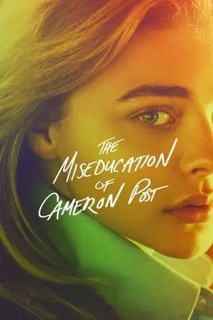 Poster The Miseducation of Cameron Post 2018