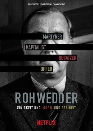Detlev Rohwedder: Un crimen perfecto poster
