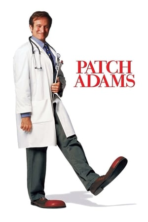 Poster Patch Adams 1998