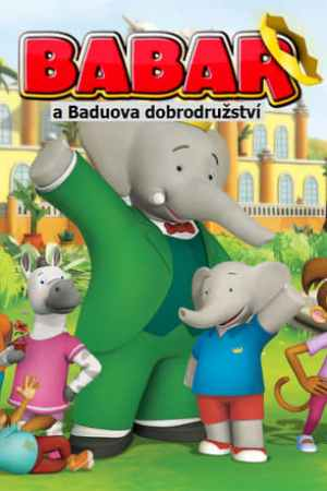 Image Babar and the Adventures of Badou