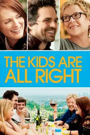 Poster The Kids Are All Right 2010