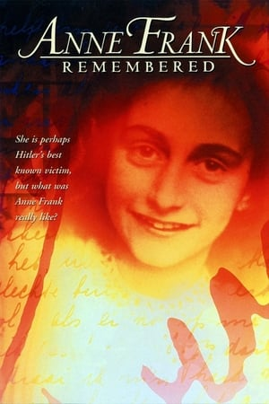 Image Anne Frank Remembered
