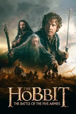 Poster The Hobbit: The Battle of the Five Armies 2014