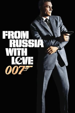 Poster From Russia with Love 1963