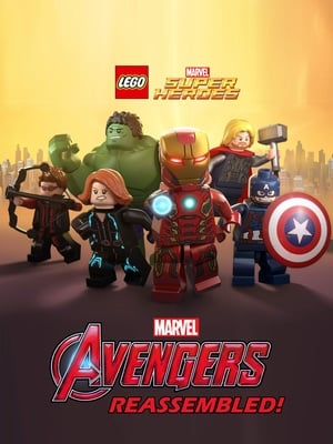 Image LEGO Marvel Super Heroes: Avengers Reassembled!