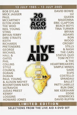 Image 20 Years Ago Today - Live Aid