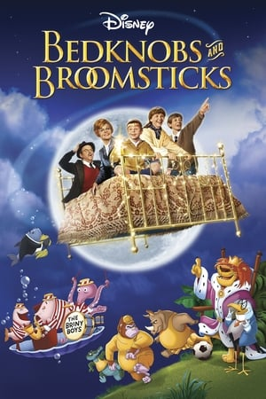 Image Bedknobs and Broomsticks
