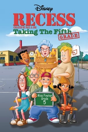 Image Recess: Taking the Fifth Grade