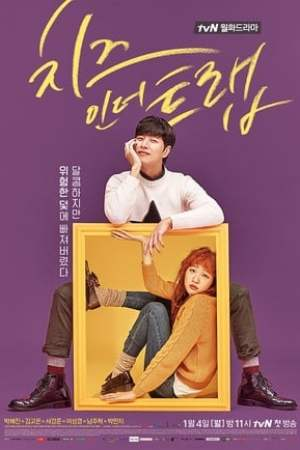 Image Cheese in the Trap