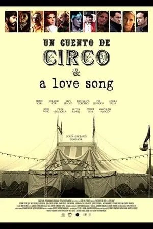 Image A circus tale & a love song