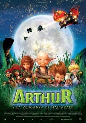 Ver Online Arthur y el regreso de los Minimoys