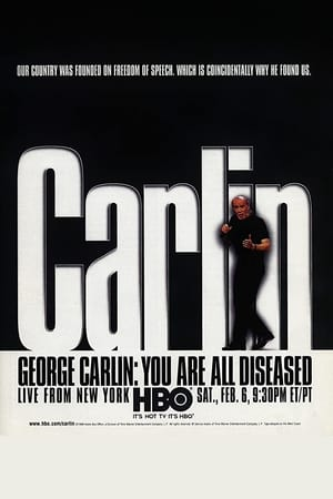 Image George Carlin: You Are All Diseased