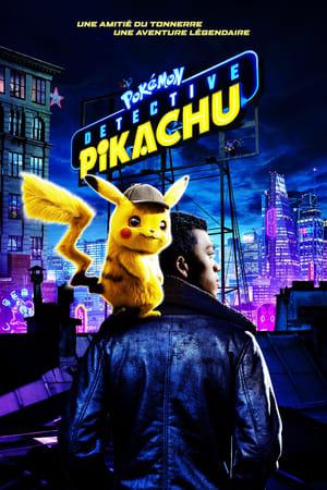 Film Pokémon Detective Pikachu en streaming