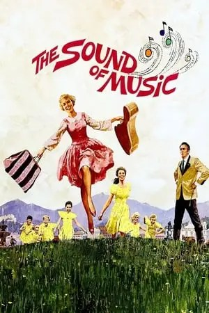 Poster The Sound of Music 1965