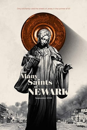 Poster The Many Saints of Newark 2021